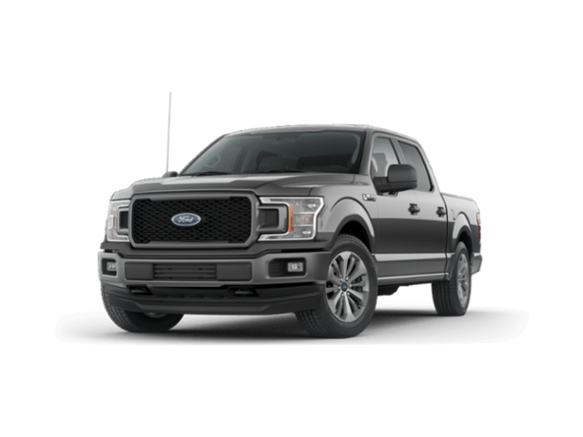 2018 Ford F Series STX